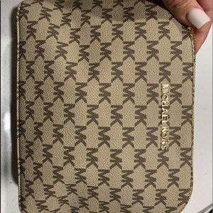 Michael Kors crossover bag.